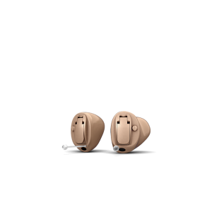 Aparat słuchowy wewnątrzuszny cic-oticon