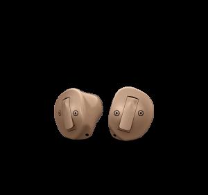 Aparat słuchowy wewnątrzuszny ite-oticon